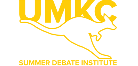UMKC Summer Debate Institute
